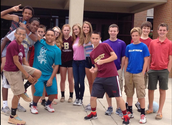 We work with students through their entire academic experience at Brebeuf Jesuit!