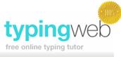 Typing Web Logo