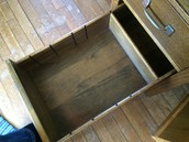 Side Drawer Interior