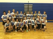Kennedale Participants- 8th Girls