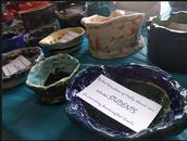 Art Exhibit and Empty Bowl Event