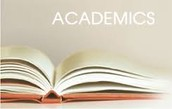 Academics at a glance...