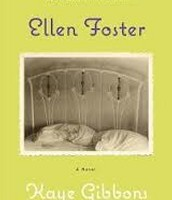 The Book: Ellen Foster.
