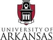#1: University Of Arkansas