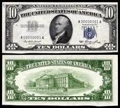 10 dollar