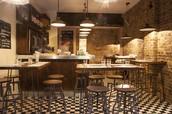 Come to our café bar