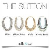 Sutton Necklace, $128-178