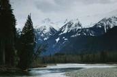 Alaska's landscape and climate