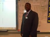 Mr. Iwuchukwu
