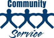 This week has been designated for students to earn community service hours.