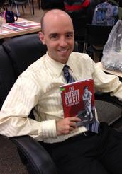teacher reader Mr. Rodie