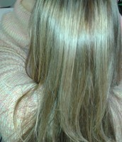 Sombrè hair