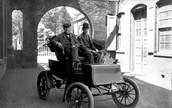 המכונית הראשונה
