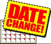 Term Dates Changes