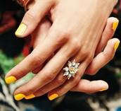 Eva Cocktail Ring - SOLD