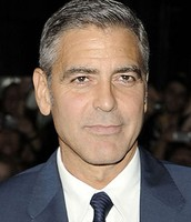 George Clooney as Mr. Charrington