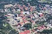 Poblacion de la ciudad y de la Universidad