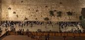 ביקור / טיול משפחתי בכותל בירושלים