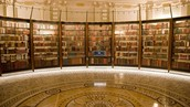 Thomas Jefferson is library