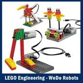 ROBOTIC LEGOS