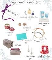 Gifts Under $25 - perfect for Teacher, Friend, Coworker