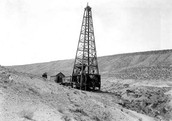 the spindletop well