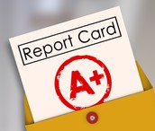 End of the Third Marking Period and Report Cards