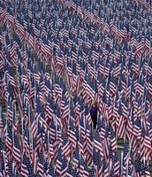 3,000 American Flags for 9/11
