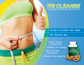 TriClean is Herbal Supplement with Triphala!
