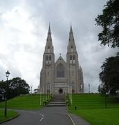 THE ST.PATRICK'S CHURCH
