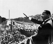 """I have a dream.."" Speech"