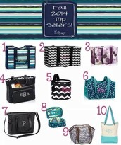 Top sellers for the new fall catalog!!!