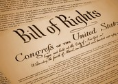 The Characteristics of the Bill of Rights.