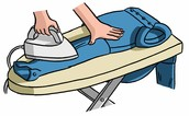 Our Ironing services :
