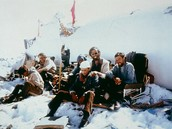 1972 Andes Mountains Plane Crash