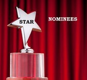 NOMINEES OF THE MONTHS