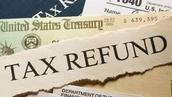 Tax Refund Time!
