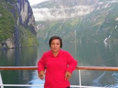 Norwegian Fjords cruise.