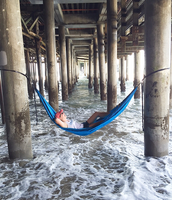 LA Hammocking