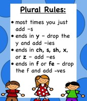 Plural Rules: