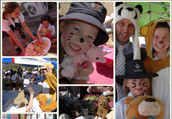 Bring your bear to a Teddy  Bear Picnic Party!