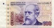 100 Argentine Peso