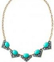 SOLD Rory Necklace Turquoise