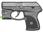 Ruger LCP 380 with green laser