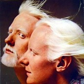 Edgar and Johnny Winters