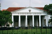 Supreme Court Building of Indonesia