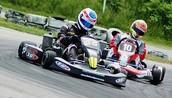 Fun go-kart racing!