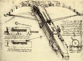 leonardo Inventions for War