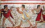 LA VERSIÓN HISTÓRICA: LOS ETRUSCOS