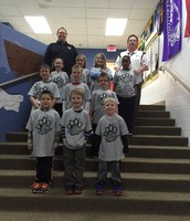 K-2 Diner's Club/Student of the Month Participants!